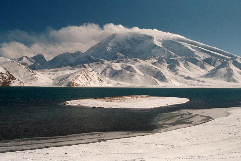 Karakul Lake Xinjiang Karakul Lake Xinjiang