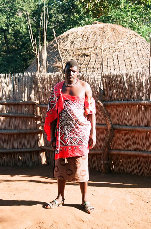 Botswana lesotho and swaziland in the made for tourists swazi cultural village in lobamba swaziland actors are hired not to only play the roles of traditional swazi villagers sciox Images